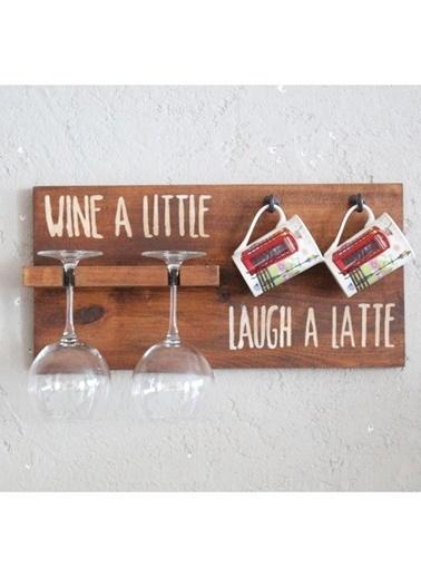Mrs Coffee&Wine Dekoratif Raf-LaMoneta